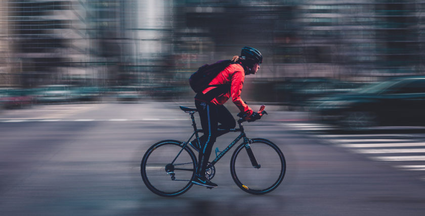 Are More Americans Biking because of Network Marketing?